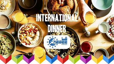 Free International Dinner by AEGEE - Firenze